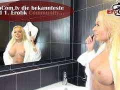 Creampie Fur Dickbusige Deutsche Milf Im Bad Deinesexfilme Com
